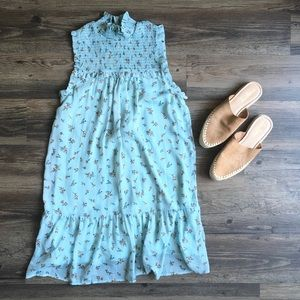 Wild Fable High Neck Dress